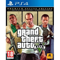 PS4 GTA V / GRAND THEFT AUTO 5