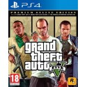 PS4 GTA V / GRAND THEFT AUTO 5