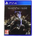 PS4 SHADOW OF WAR CIEŃ WOJNY