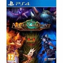 PS4 ARMA GALLANT DECKS OF DESTINY