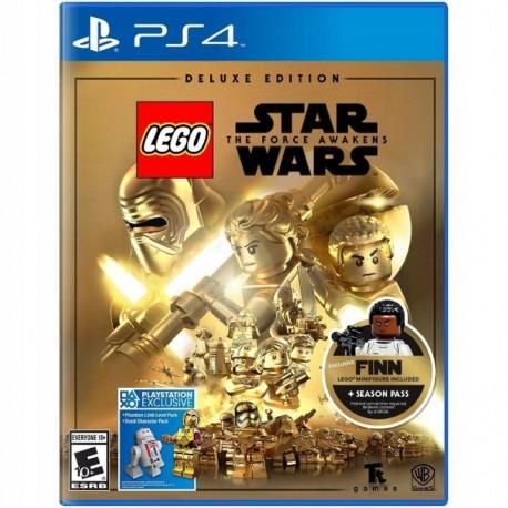 PS4 LEGO STAR WARS PRZEBUDZENIE MOCY ED. DELUXE