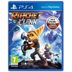 PS4 RATCHET AND & CLANK