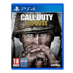 PS4 CALL OF DUTY WORLD WAR II / WWII