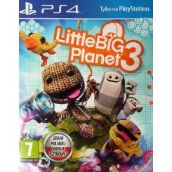 PS4 LITTLEBIGPLANET LITTLE BIG PLANET 3