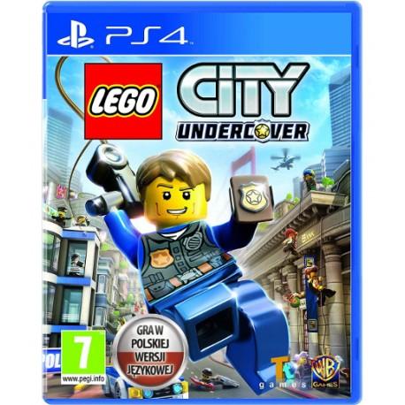 LEGO CITY TAJNY AGENT / UNDERCOVER