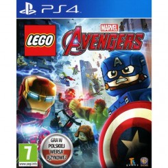 PS4 LEGO MARVEL'S AVENGERS