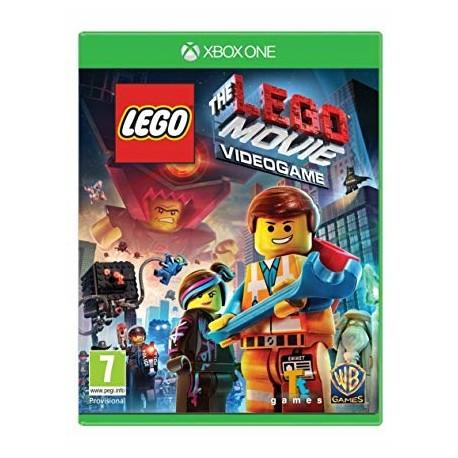 XBOX ONE LEGO MOVIE PRZYGODA
