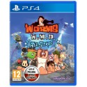 PS4 WORMS WMD WEAPONS MASS DESTRUCTION