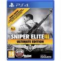 PS4 SNIPER ELITE 3 III ULTIMATE EDITION