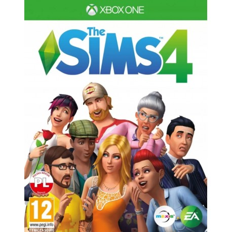 XBOX ONE THE SIMS 4 PO POLSKU