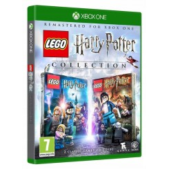 XBOX ONE LEGO HARRY POTTER COLLECTION NOWA 1-4+5-7