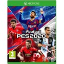 XBOX ONE PES 20 PRO EVOLUTION SOCCER 2020