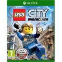XBOX ONE LEGO CITY TAJNY AGENT UNDERCOVER