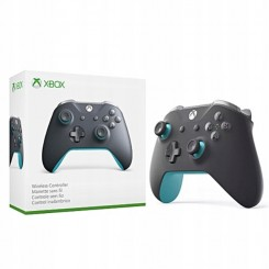 XBOX ONE KONTROLER / PAD GREY AND BLUE