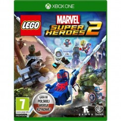 XBOX ONE LEGO MARVEL SUPER HEROES 2
