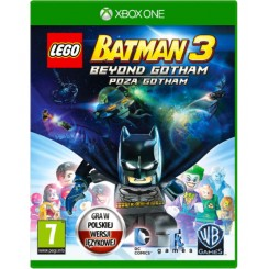 XBOX ONE LEGO BATMAN 3