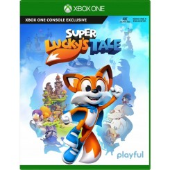 XBOX ONE LUCKY'S TALE