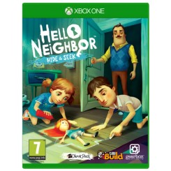 XBOX ONE HELLO NEIGHBOR HIDE & SEEK