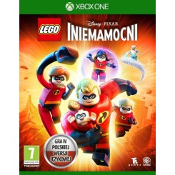 XBOX ONE LEGO THE INCREDIBLES/INIEMAMOCNI