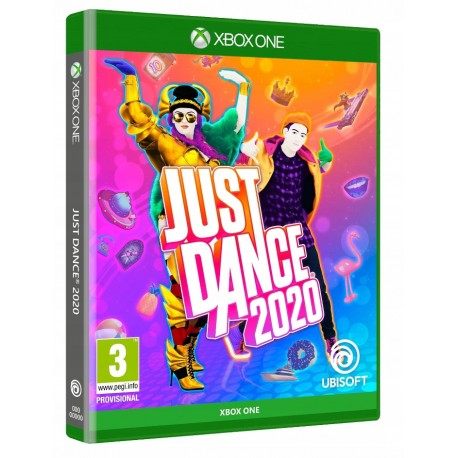 XBOX ONE JUST DANCE 20 / 2020