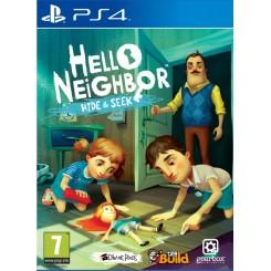 PS4 HELLO NEIGHBOR HIDE & SEEK