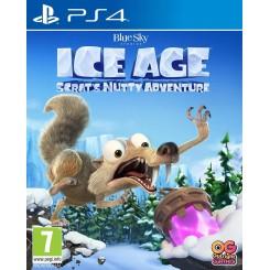 PS4 EPOKA LODOWCOWA ICE AGE SCRATS NUTTY ADVENTURE