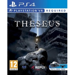 PS4 THESEUS NOWA! PLAYSTATION VR
