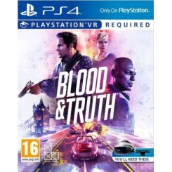 PS4 BLOOD & TRUTH