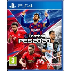 PS4 EFOOTBALL PES 20 PRO EVOLUTION SOCCER 2020