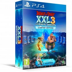 PS4 ASTERIX I OBELIX XXL 3 CRYSTAL MENHIR EDITION