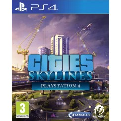 PS4 CITIES SKYLINES