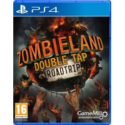 PS4 ZOMBIELAND DOUBLE TAP ROAD TRIP od_4console_