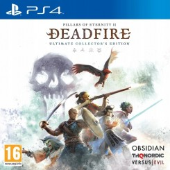 PS4 PILLARS OF ETERNITY II DEADFIRE ULTIMATE ED