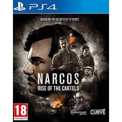 PS4 NARCOS: RISE OF THE CARTELS
