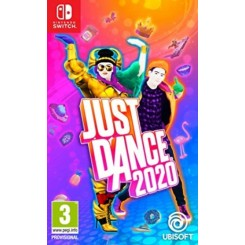 NSW NINTENDO SWITCH JUST DANCE 20 / 2020