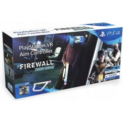 PS4 FIREWALL ZERO HOUR+AIM KONTROLER PISTOLET MOVE