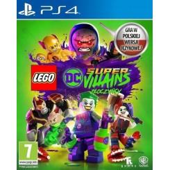 PS4 LEGO DC SUPER VILLAINS SUPER ZŁOCZYŃCY