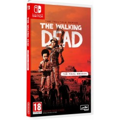 SWITCH THE WALKING DEAD FINAL SEASON