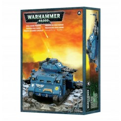 GAMES WORKSHOP WARHAMMER SPACE MARINE PREDATOR
