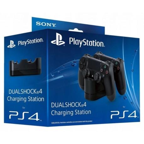 PS4 DUALSHOCK 4 CHARGING STATION / ŁADOWARKA