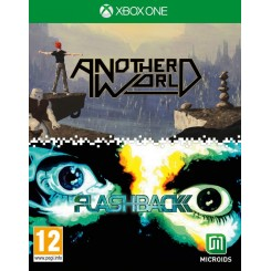 XBOX ONE ANOTHER WORLD & FLASHBACK COMPILATION 27/03/2020