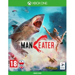 XBOX ONE MAN EATER DAY 22/05/2020
