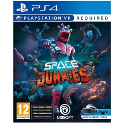 PS4 SPACE JUNKIES VR