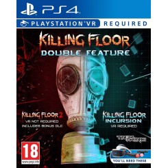 PS4 KILLING FLOOR DOUBLE FEATURE VR