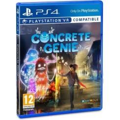 PS4 CONCRETE GENIE VR