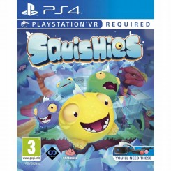 PS4 SQUISHIES VR
