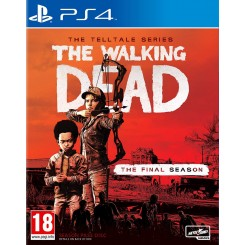 PS4 THE WALKING DEAD THE FINAL SEASON