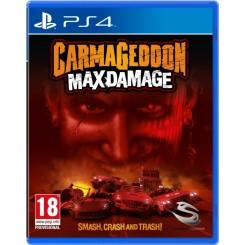 PS4 CARMAGEDON MAX DAMAGE
