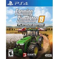 PS4 FARMING SIMULATOR PLATINUM EDITION 19