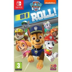 SWITCH PSI PATROL RUSZA DO AKCJI / PAW PATROL ON A ROLL